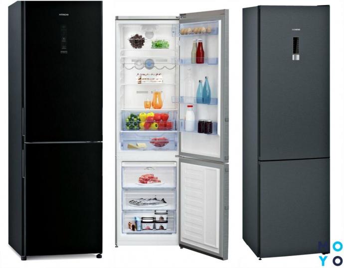 Рейтинг холодильников шириной 50-60 сантиметров