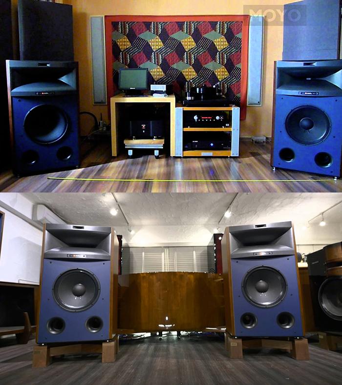 мониторные колонки BL Studio Monitor 4365