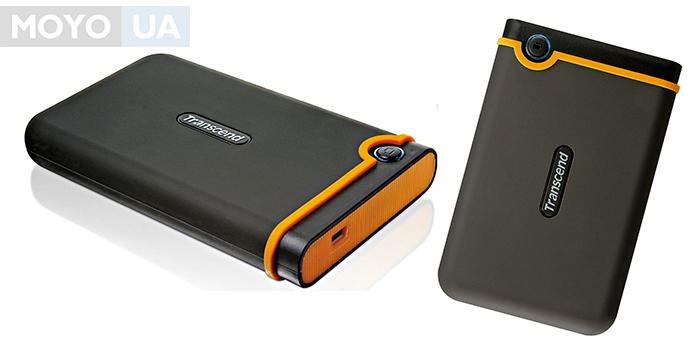 """TRANSCEND 2.5"""" USB2.0 StoreJet, серия M2 500GB"""