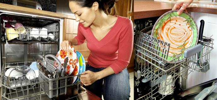 посудомойка плохо моет