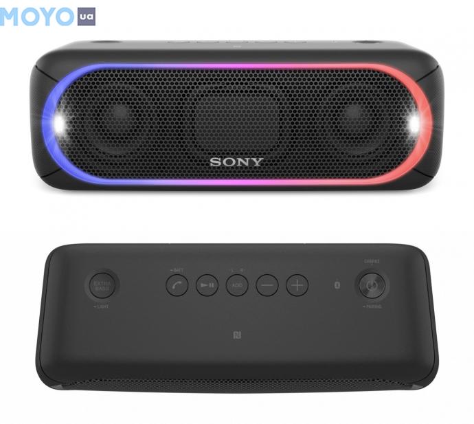 SRS-XB30 умеет проигрывать музыку с USB-флешек