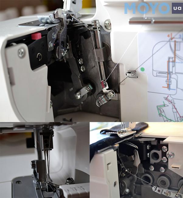 Как работает распошивальная машинка