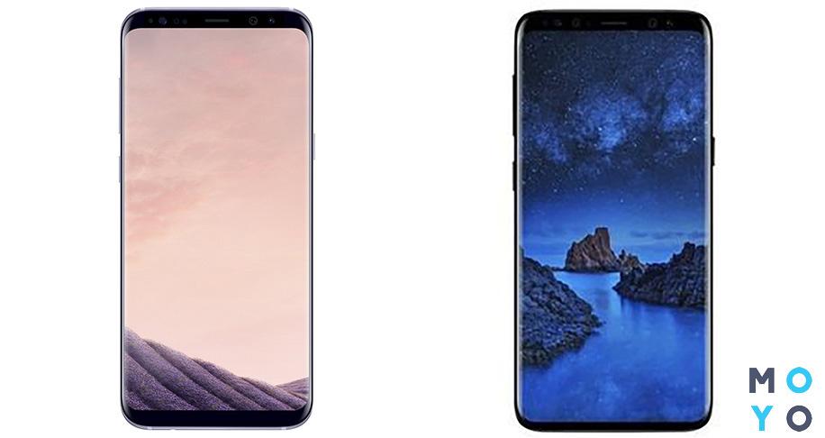 Смартфоны Samsung Galaxy S8