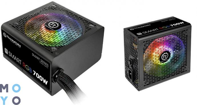 блок питания Thermaltake Smart RGB 700W