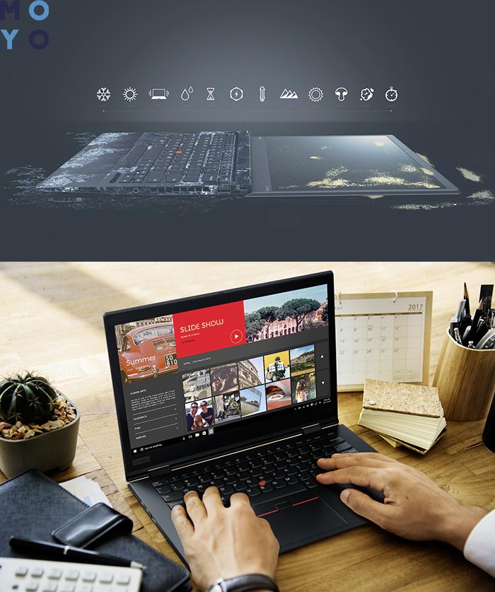 ThinkPad X — производительность в любых условиях