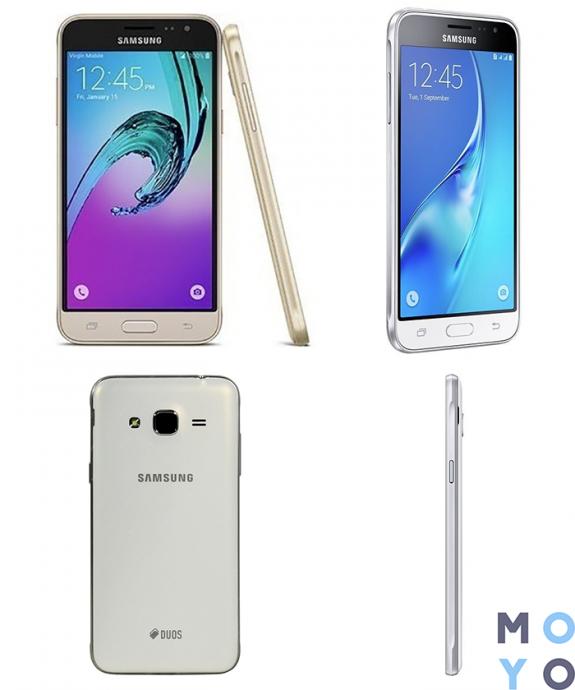 Samsung Galaxy J3 2016 J320H/DS