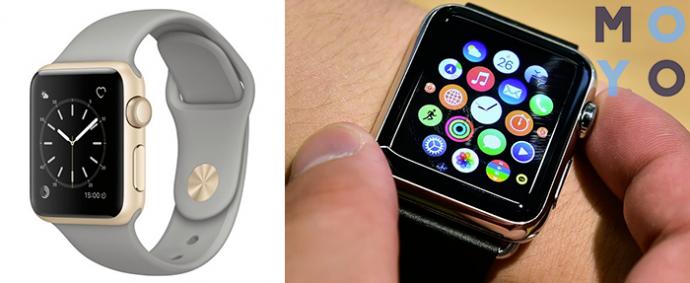смарт-часы Эпл Series 1