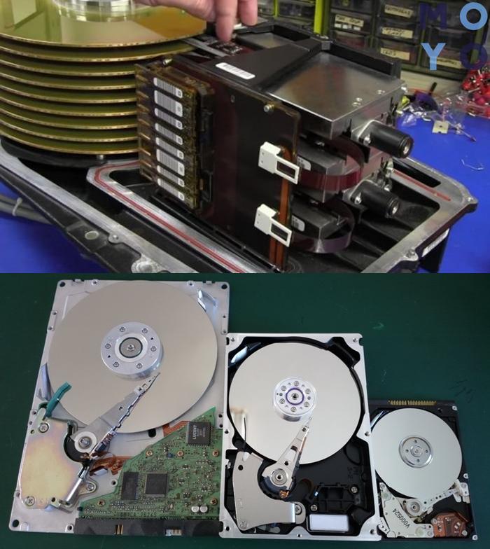 Конкуренция производителей жестких дисков