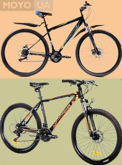2 недорогих велосипеда