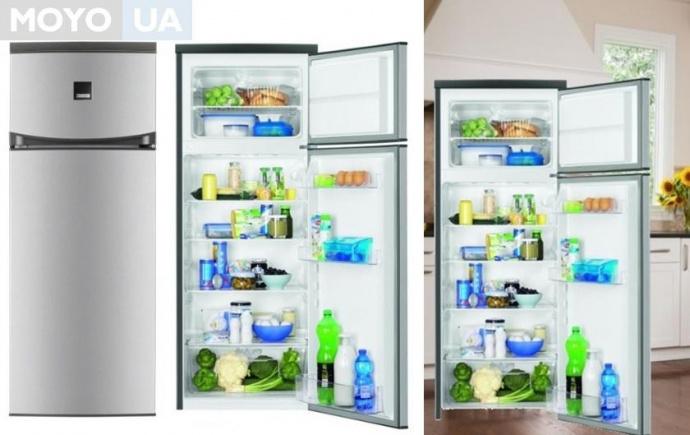 Холодильник Zanussi ZRT23100XA