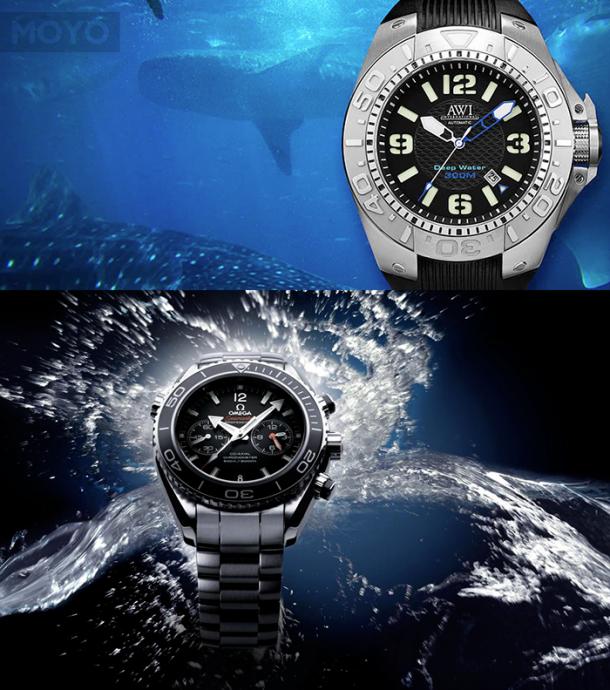 Часы с защитой от воды и влаги