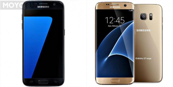 Galaxy S7 SM-G930 и S7 Edge SM-G935