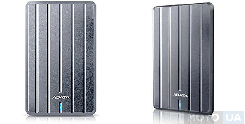 """Внешний жесткий диск ADATA 2.5"""" USB 3.0 HC660 Slim"""