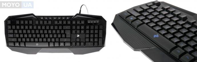 Клавиатура 2E Ares KG 109 USB