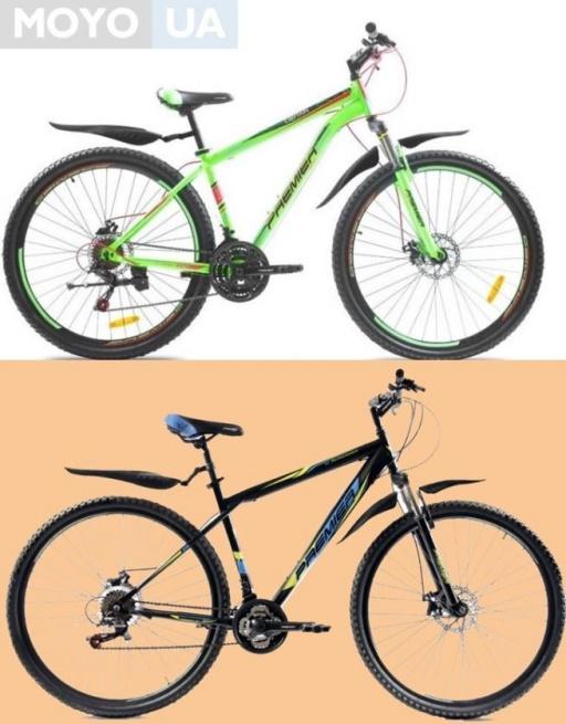 2 велосипеда модели Premier Captain 29 Disc