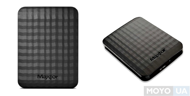 """Внешний HDD SEAGATE 2.5"""" USB3.0 1TB MAXTOR"""