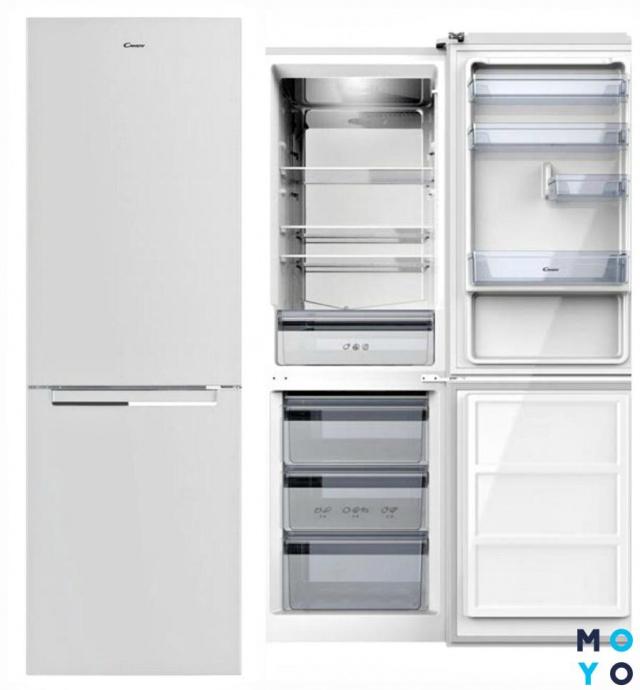 Холодильник Candy CSSM6182W09