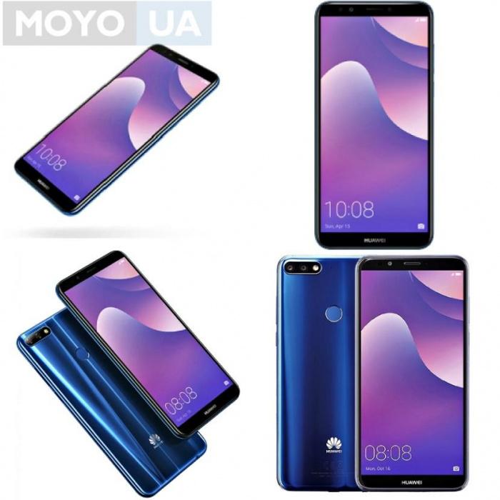Смартфон Huawei Y7 2018