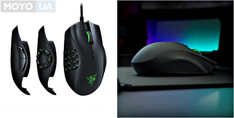 Игровая мышь Razer Naga Trinity