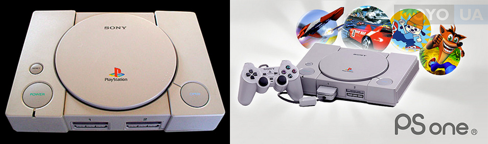 PlayStation: начало