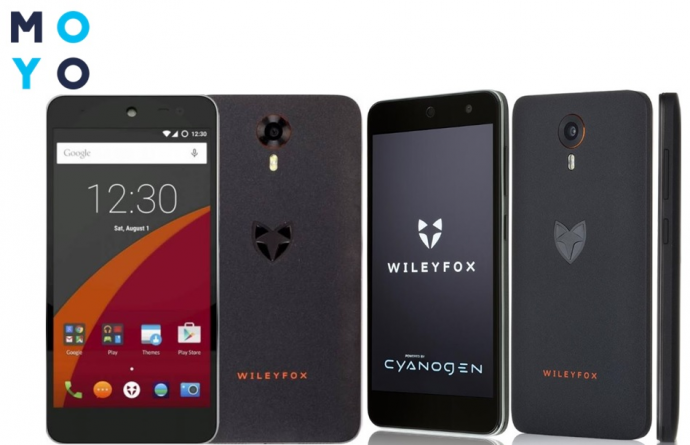 Смартфон Wileyfox Swift