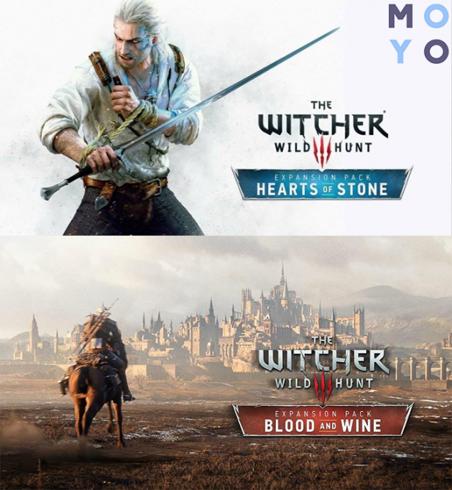 The Witcher 3: Wild Hunt / Blood and Wine / Hearts of Stone