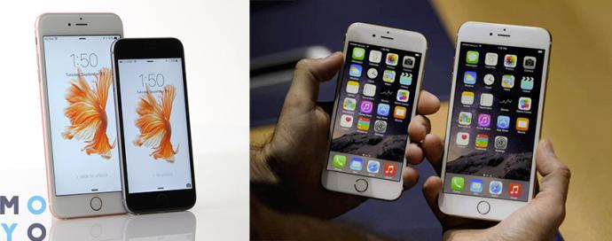 Apple iPhone 6 / 6 Plus
