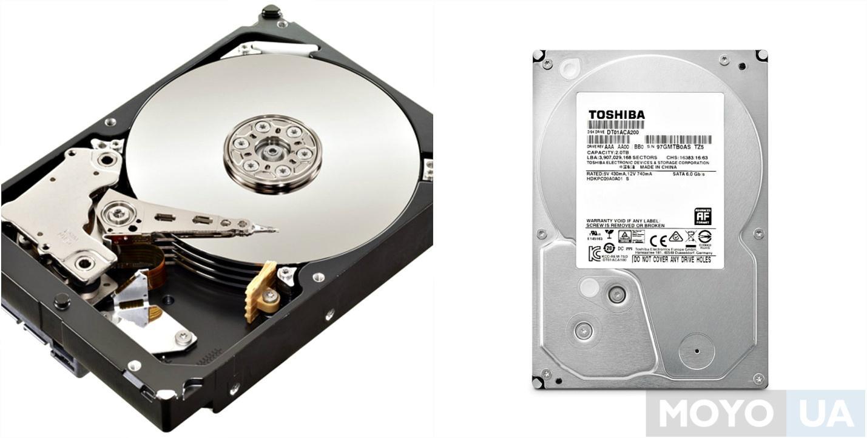 Рейтинг жестких дисков на 2 TB