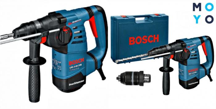Бочковый перфоратор Bosch GBH 3-28 DRE