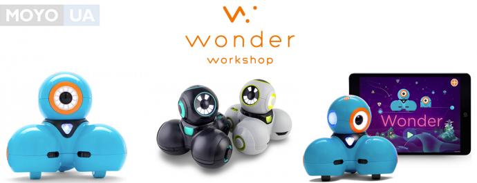 Удивительная игрушка WONDER WORKSHOP