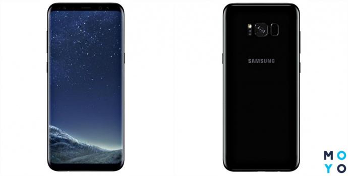 Игровые смартфоны Samsung Galaxy S8 и Galaxy S8+