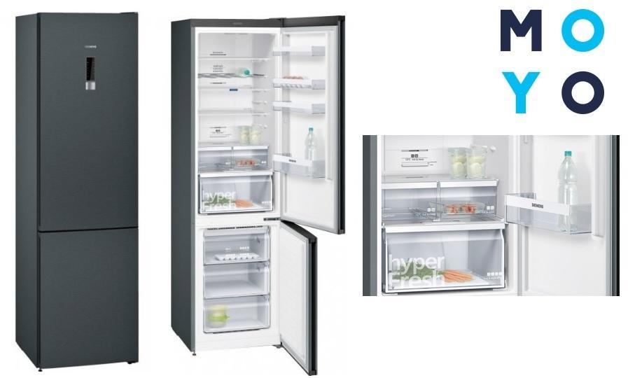 Холодильники Siemens KG39NXX306