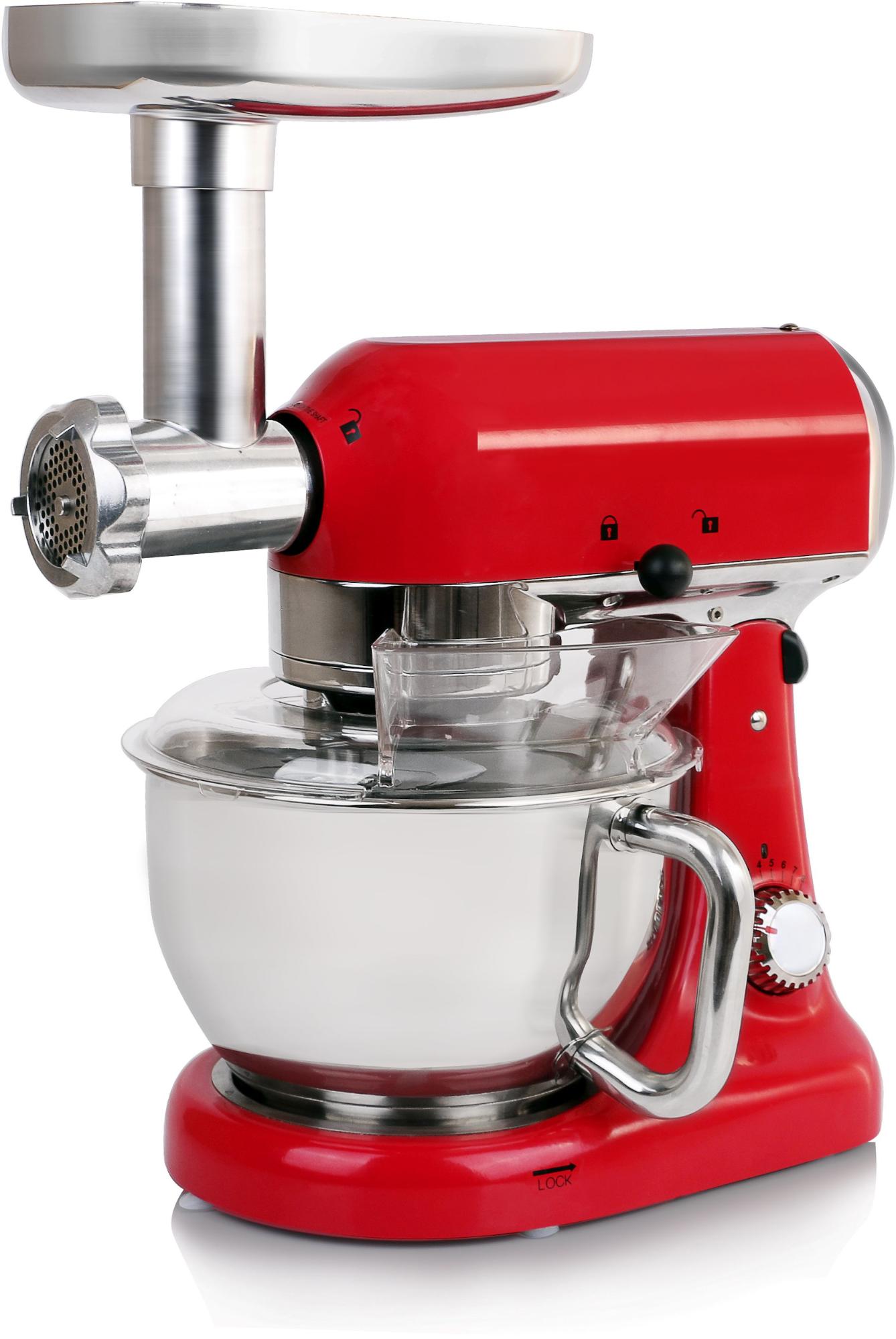 Кухонная машина с планетарным миксером