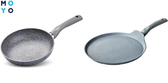Сковорода с каменным покрытием