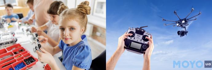 Детские квадрокоптеры