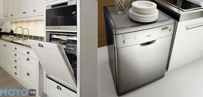 Какую посудомоечную машину купить
