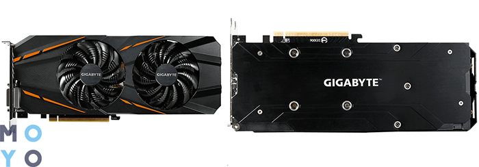 GIGABYTE GeForce GTX 1060 3GB GDDR5 Gaming Windforce 2X (GV-N1060D5-3GD)