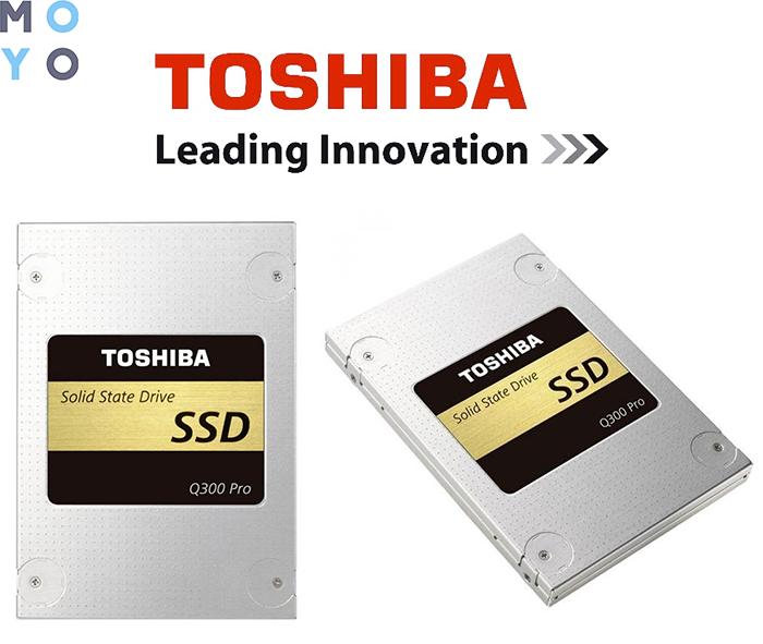 TOSHIBA Q300 — твердотельный диск