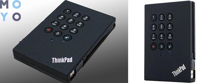 LENOVO ThinkPad USB 3.0 Secure Hard Drive 1TB
