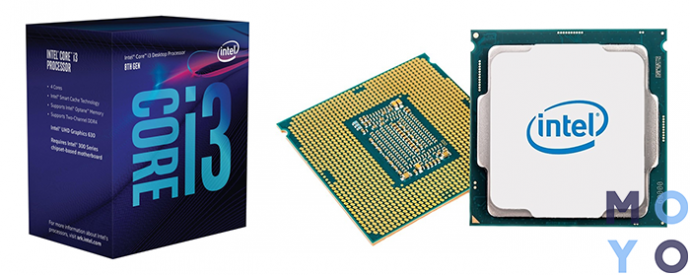 Intel Core i3-8100 3.6GHz/8GT/s/6MB (BX80684I38100) s1151 BOX