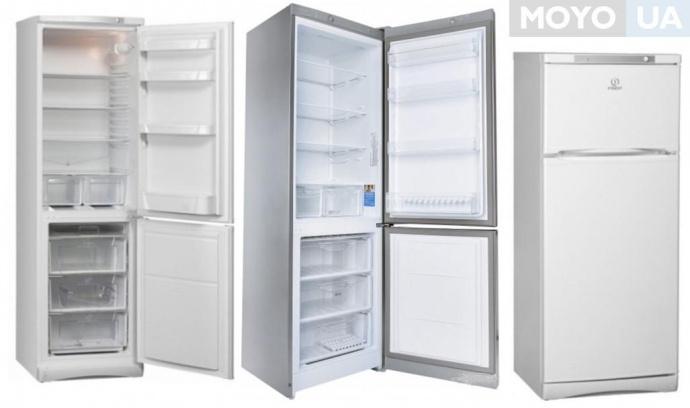 3 холодильника INDESIT