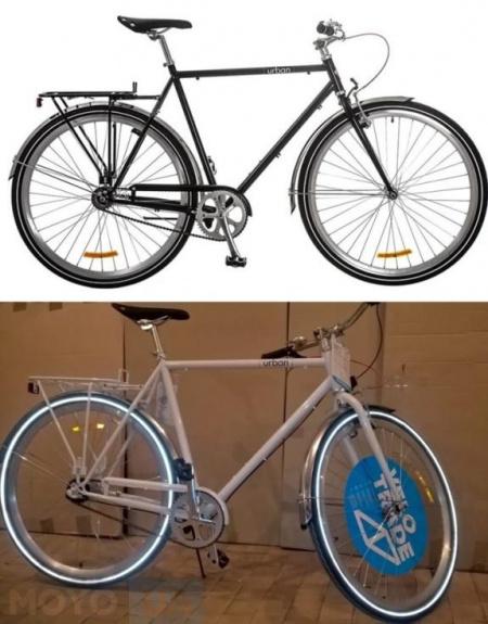 2 велосипеда модели Dorozhnik Urban 14G St