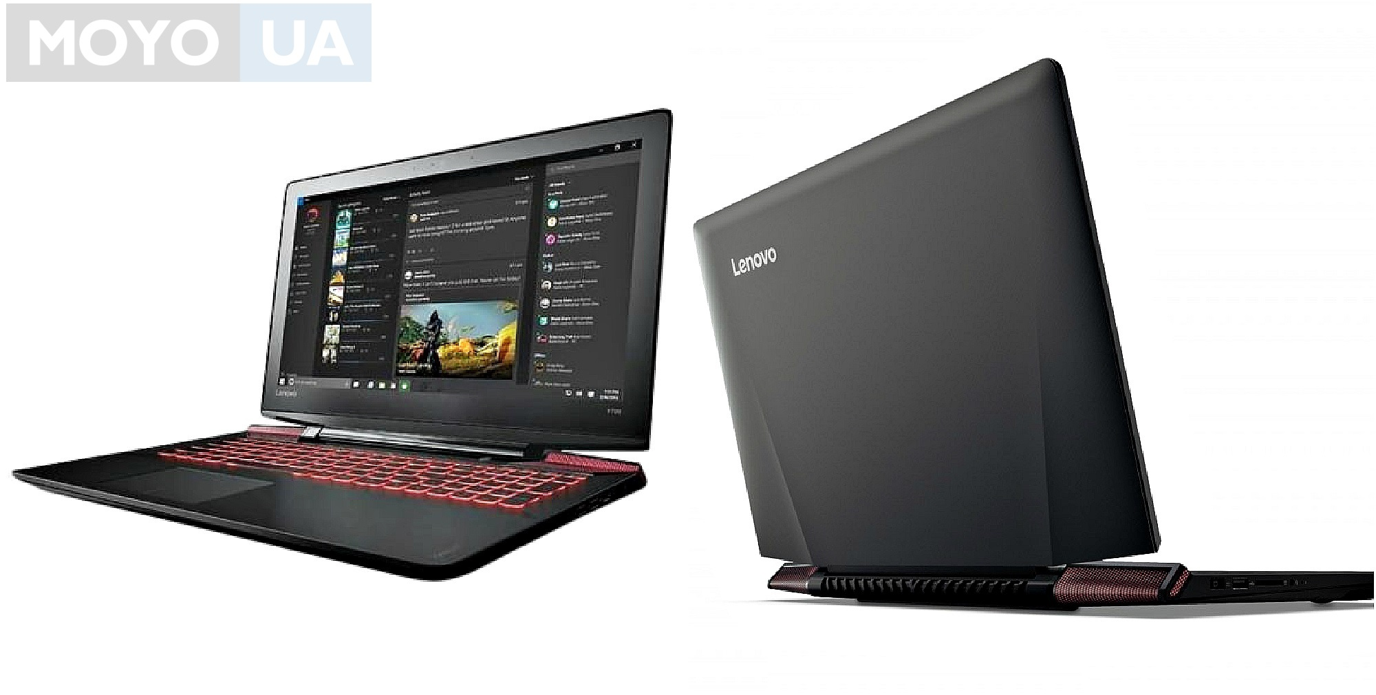 Ноутбук Lenovo IdeaPad Y700-15A