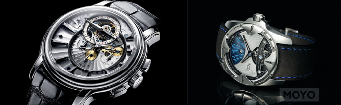 Наручные часы с необычным дизайном