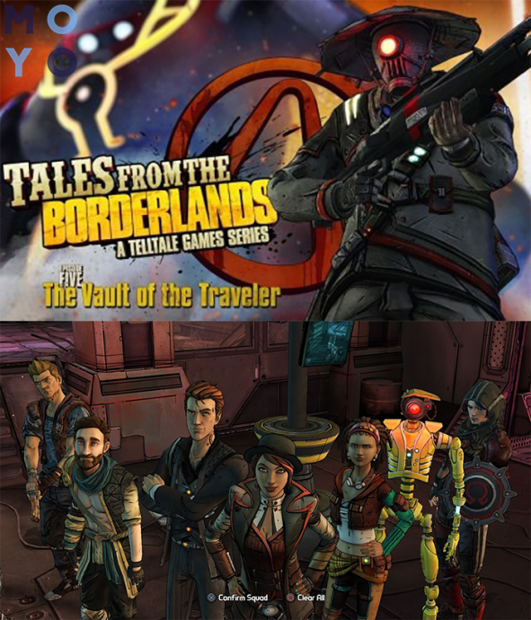 Tales From The Borderlands: Episode 5