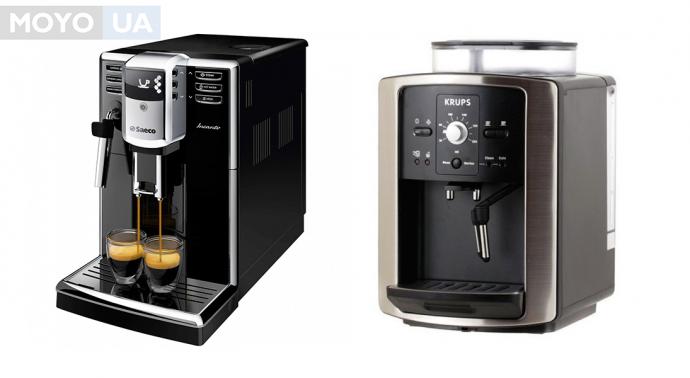эспрессо-кофемашины