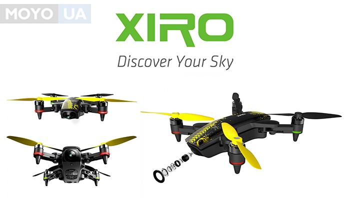 дрон XIRO Xplorer Mini