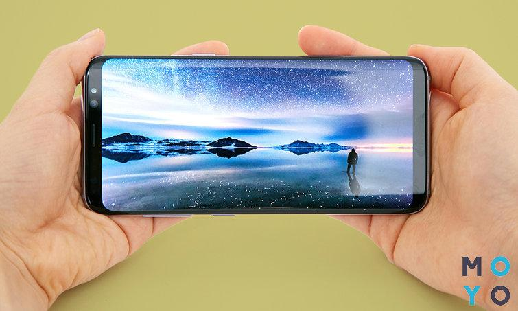 Экран Samsung Galaxy S9