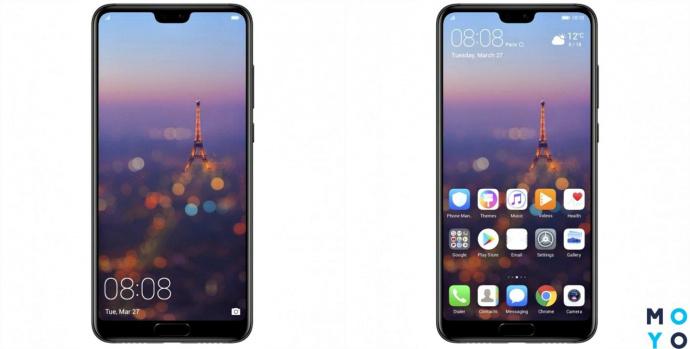 Смартфоны для игр Huawei P20 и P20 Pro