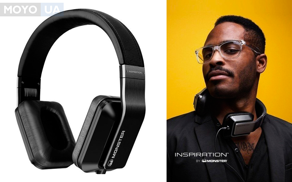 Hi-Fi наушники с шумоподавлением Monster Inspiration Active Noise Canceling